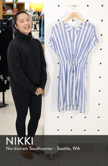 Wren Stripe Dress, sales video thumbnail