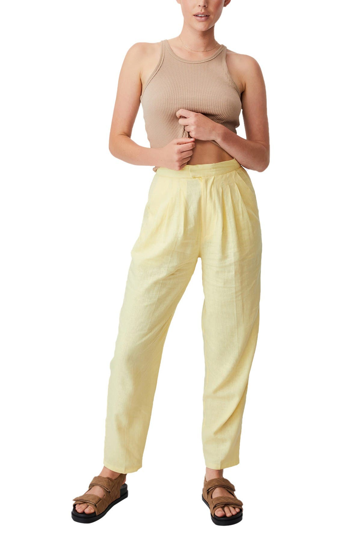 Image of Cotton On Ultimate Pleat Pants