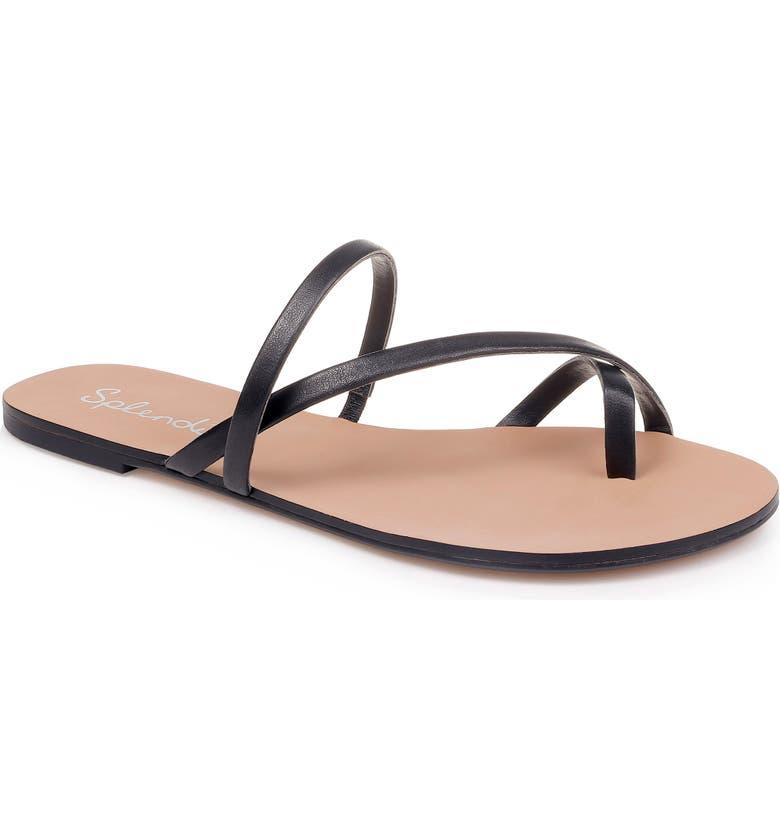 SPLENDID Trenton Strappy Slide Sandal, Main, color, 002