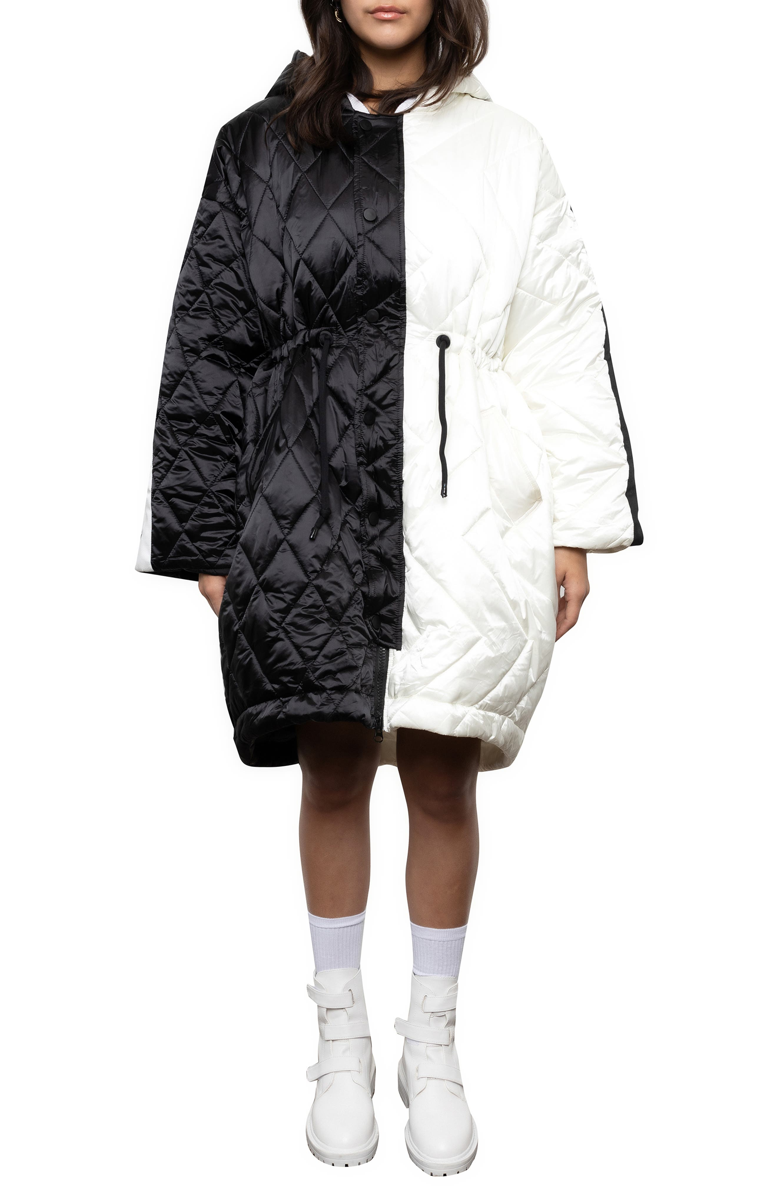 Jetta Quilted Jacket