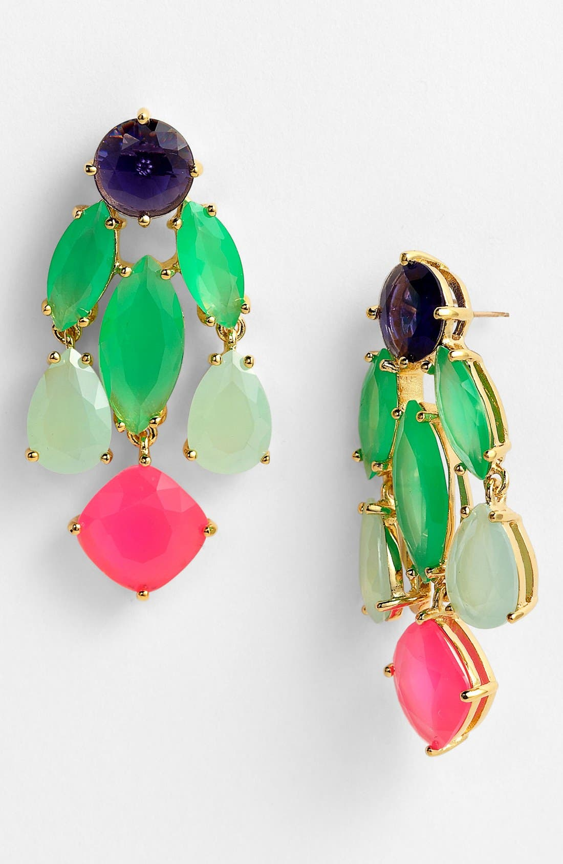 ,                             statement chandelier earrings,                             Main thumbnail 4, color,                             310