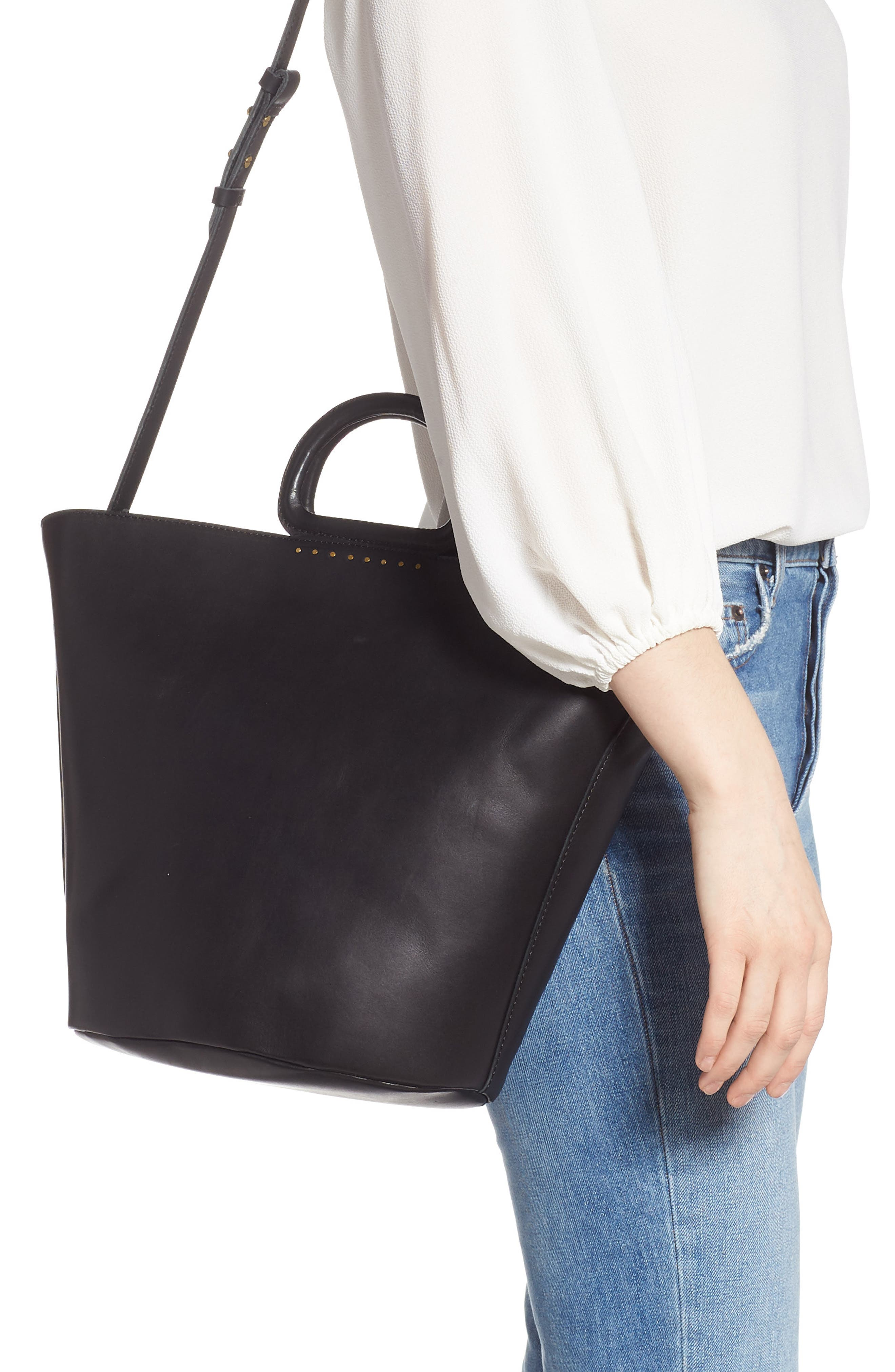 ,                             The Westport Tote,                             Alternate thumbnail 2, color,                             TRUE BLACK