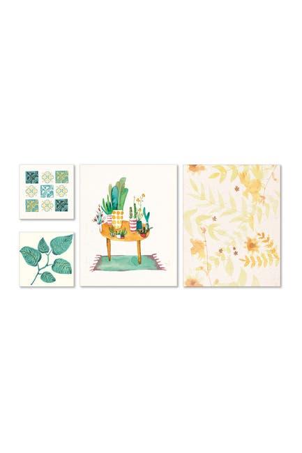 Image of PTM Images Boho Tropical 4-Piece Set