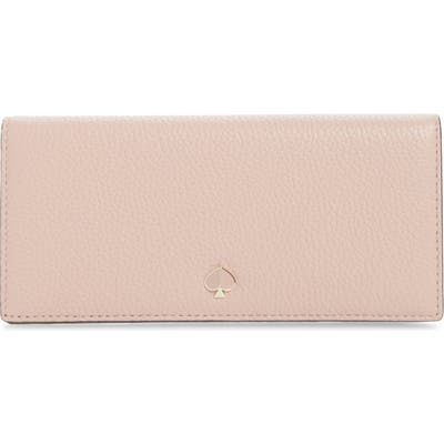 Kate Spade New York Polly Leather Bifold Wallet -