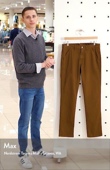 Slim Fit Five-Pocket Bedford Cord Pants, sales video thumbnail
