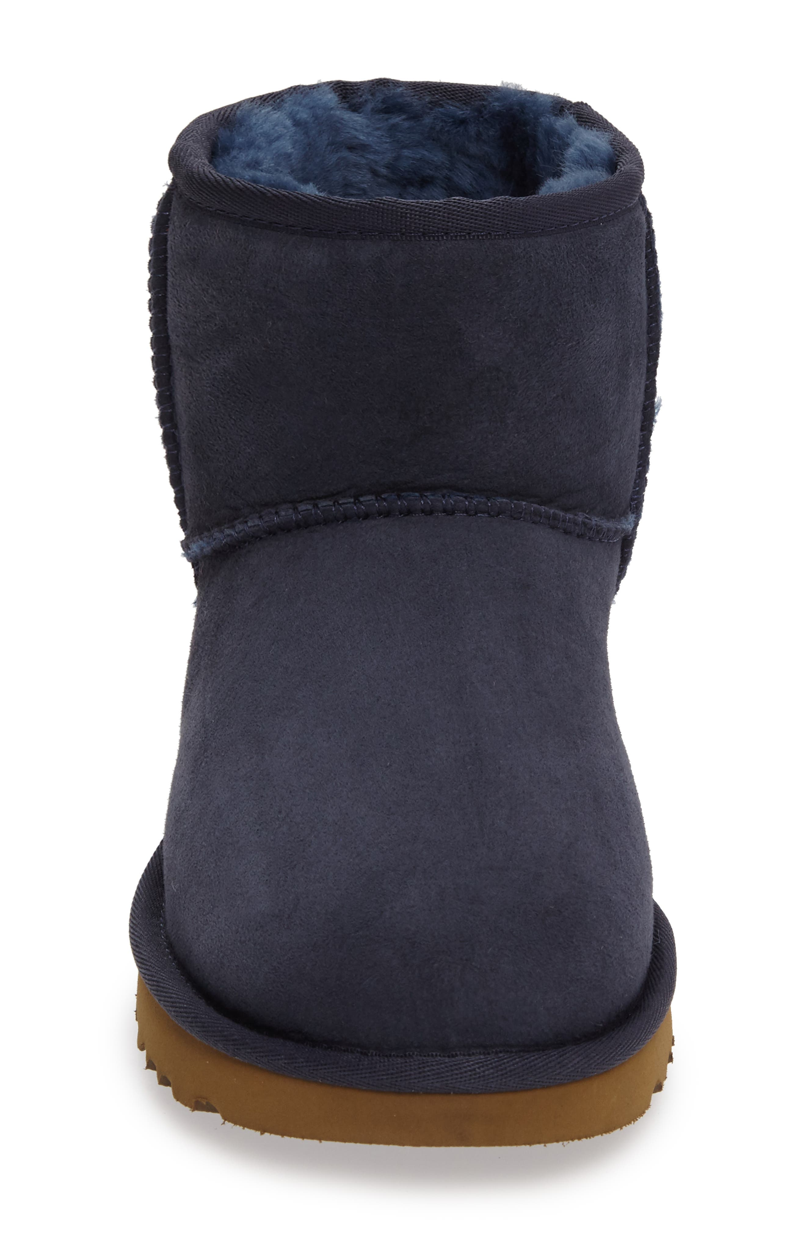 ,                             Classic Mini II Genuine Shearling Lined Boot,                             Alternate thumbnail 144, color,                             400