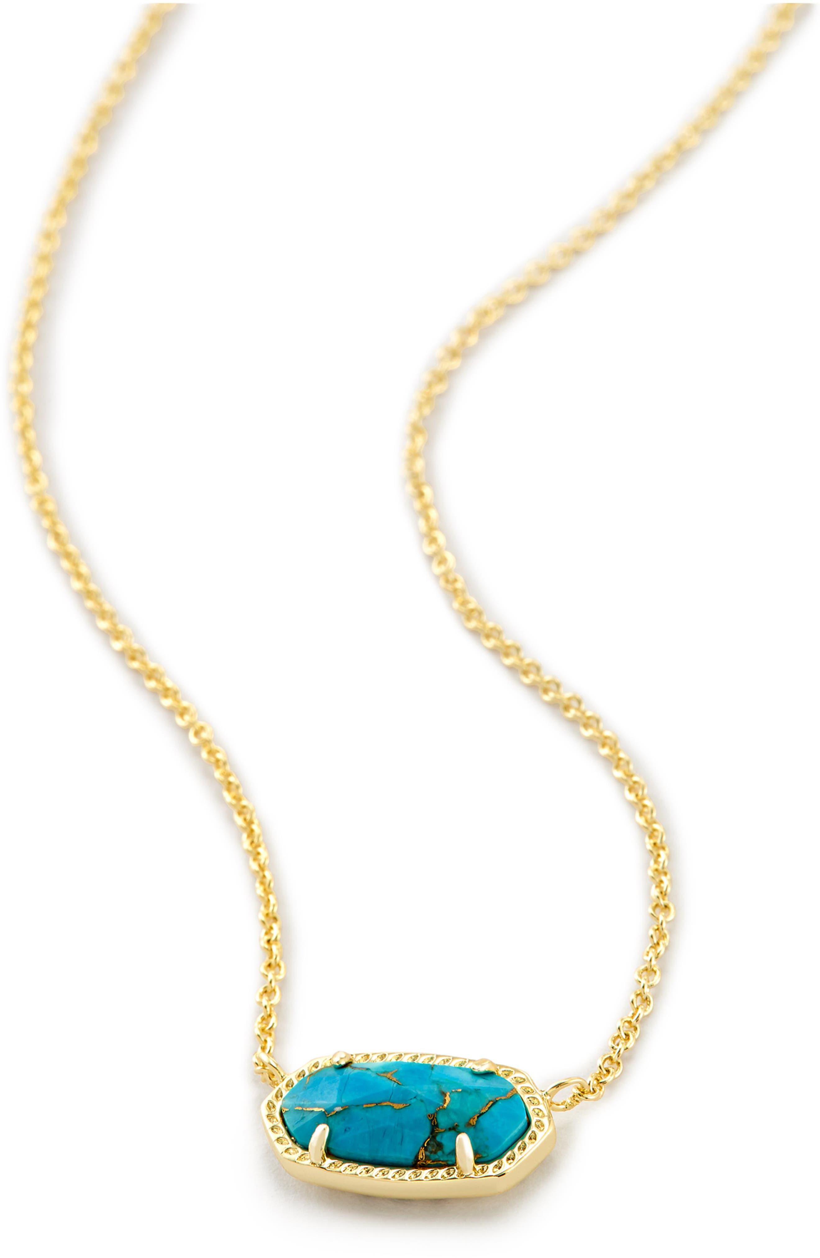 ,                             Elisa Pendant Necklace,                             Alternate thumbnail 175, color,                             445
