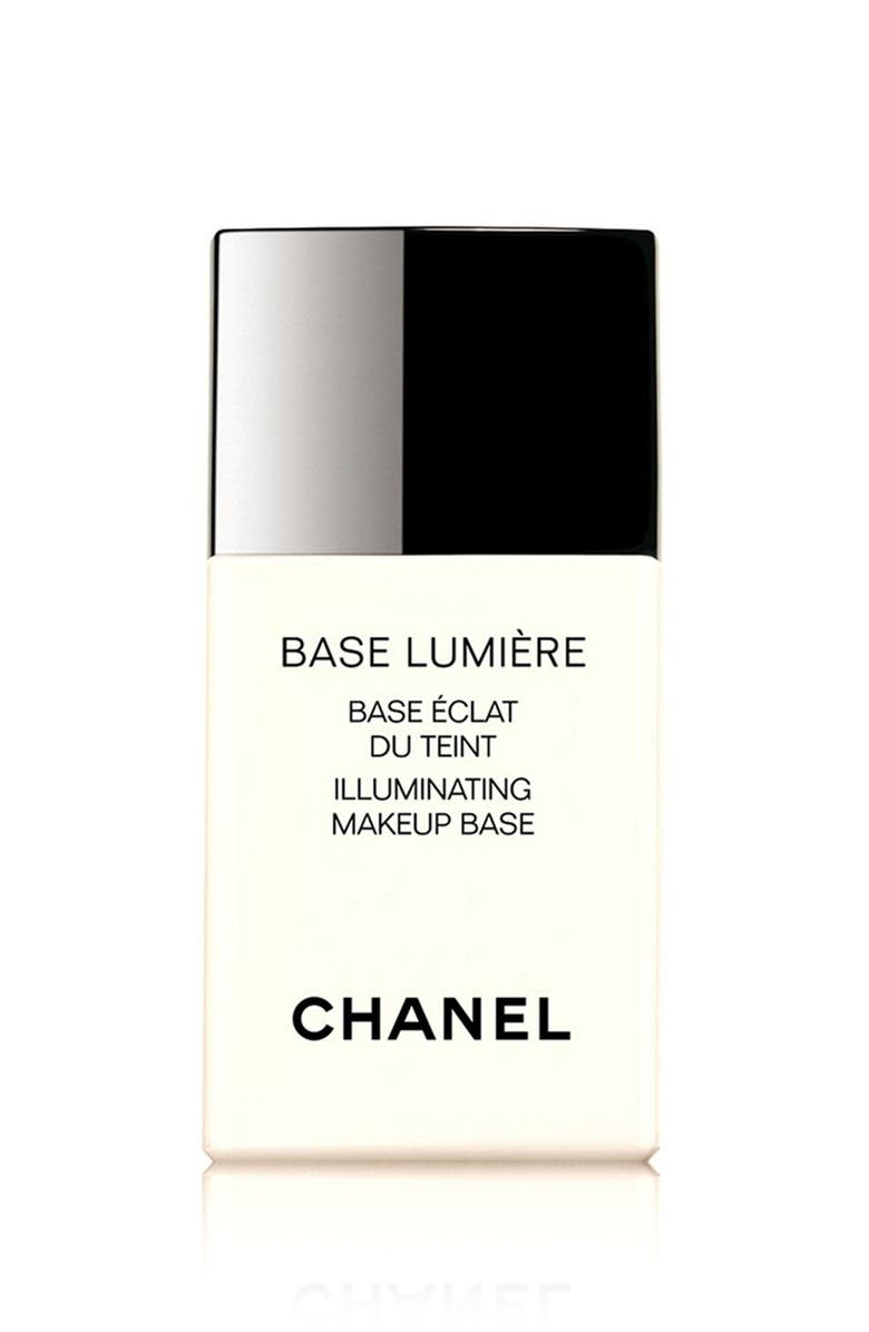 CHANEL BASE LUMIÈRE Illuminating Makeup Base, Main, color, NO COLOR