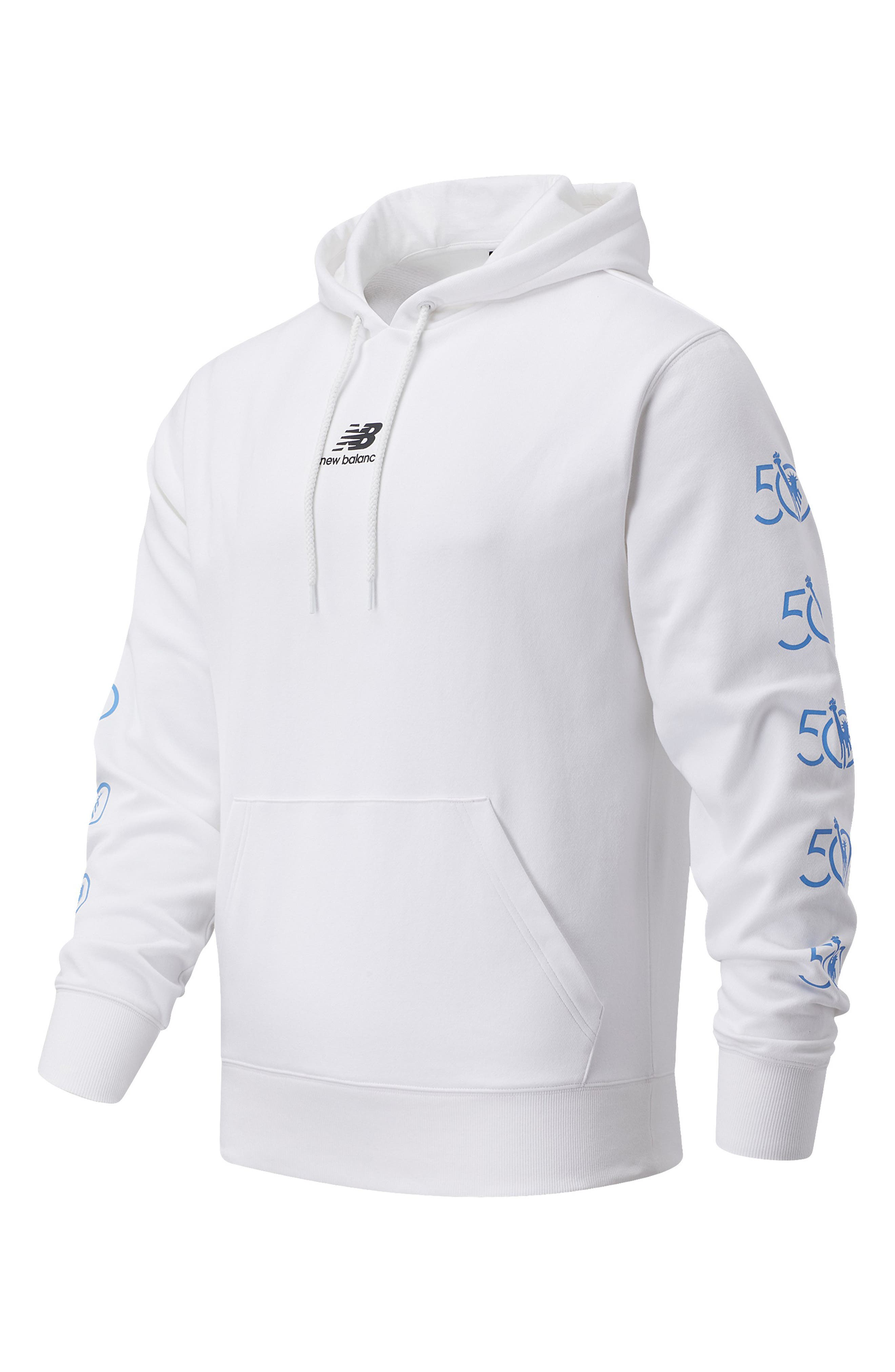 Image of New Balance Essentials Stack Pack Hoodie