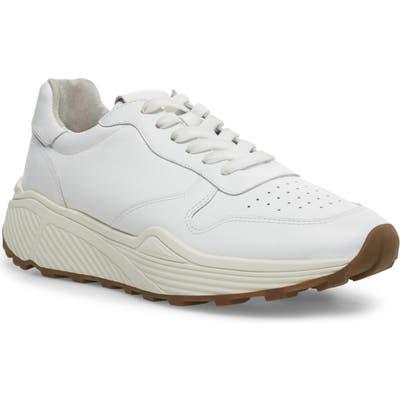 Steve Madden Sardan Sneaker- White