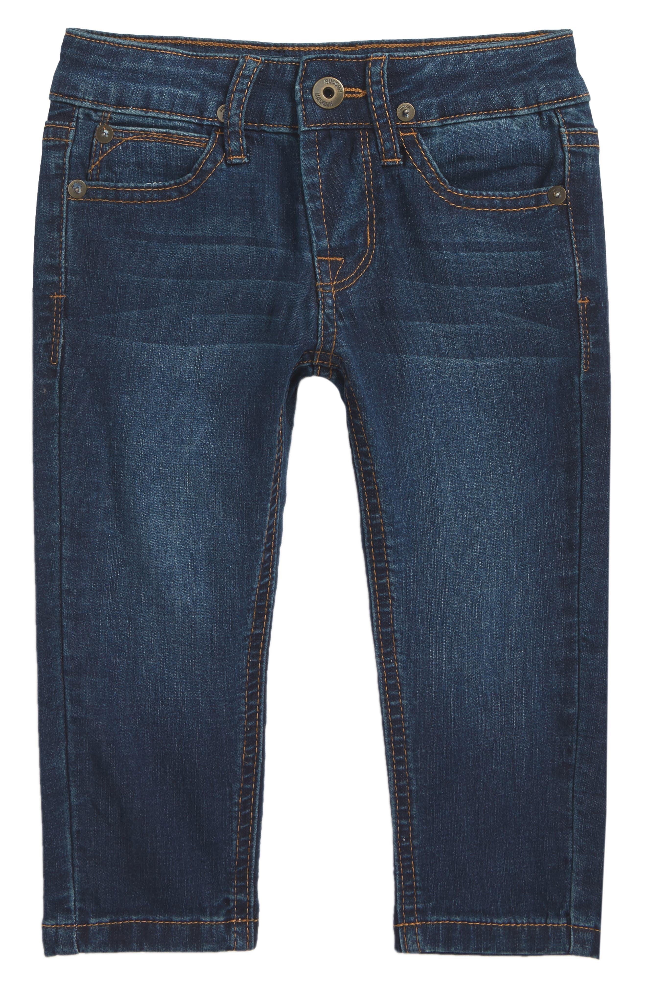 Jagger Slim Fit Straight Leg Jeans, Main, color, 424