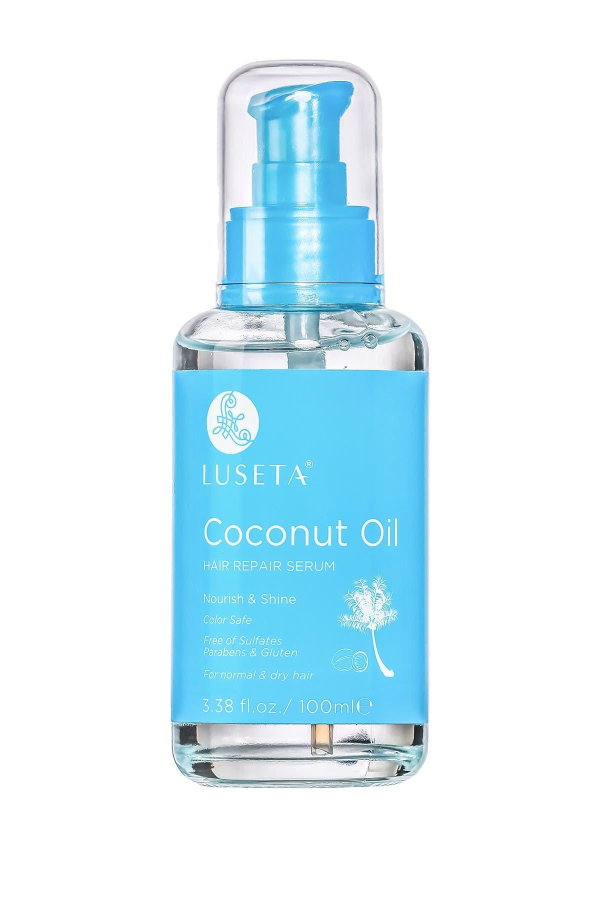 Image of Luseta Beauty Coconut Oil Hair Repair Serum - 3.38 oz.