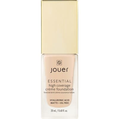 Jouer Essential High Coverage Creme Foundation - Soft Beige