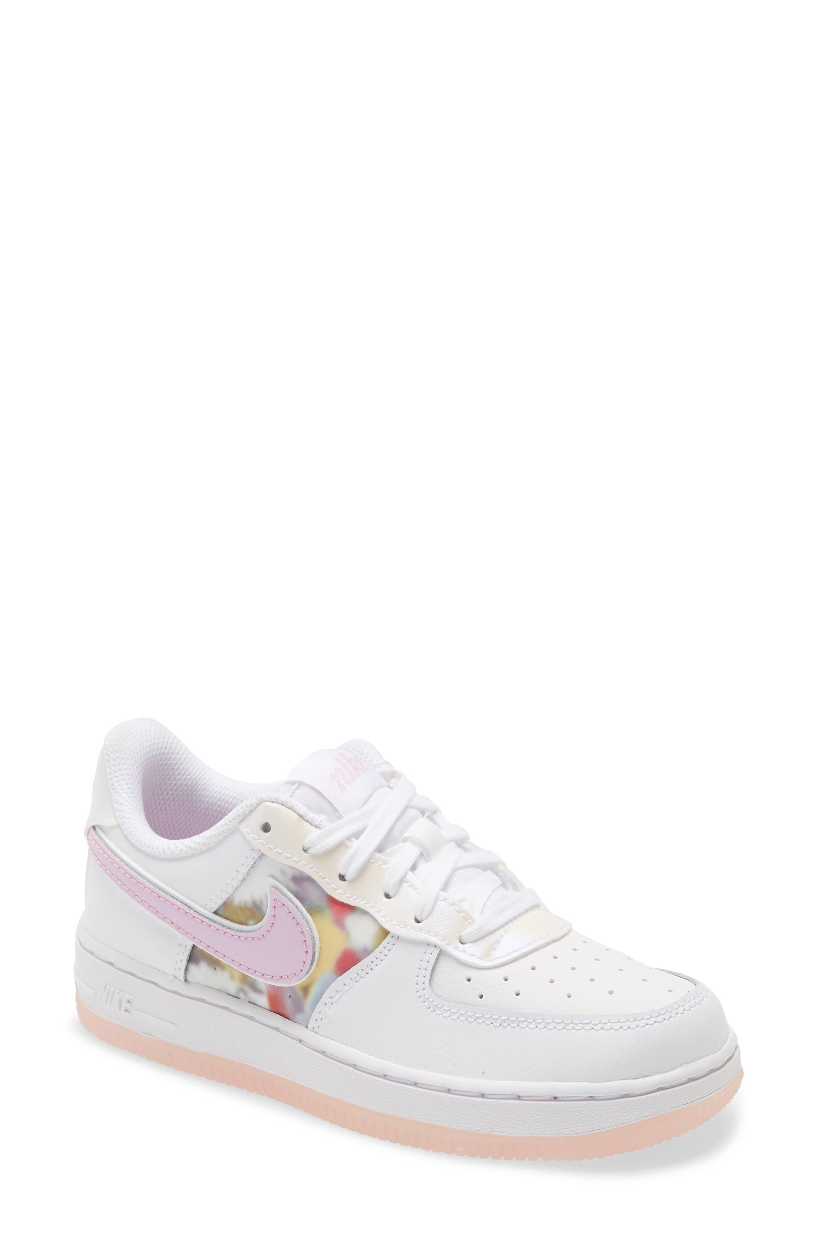 Nike Air Force 1 LV8 Sneaker (Toddler