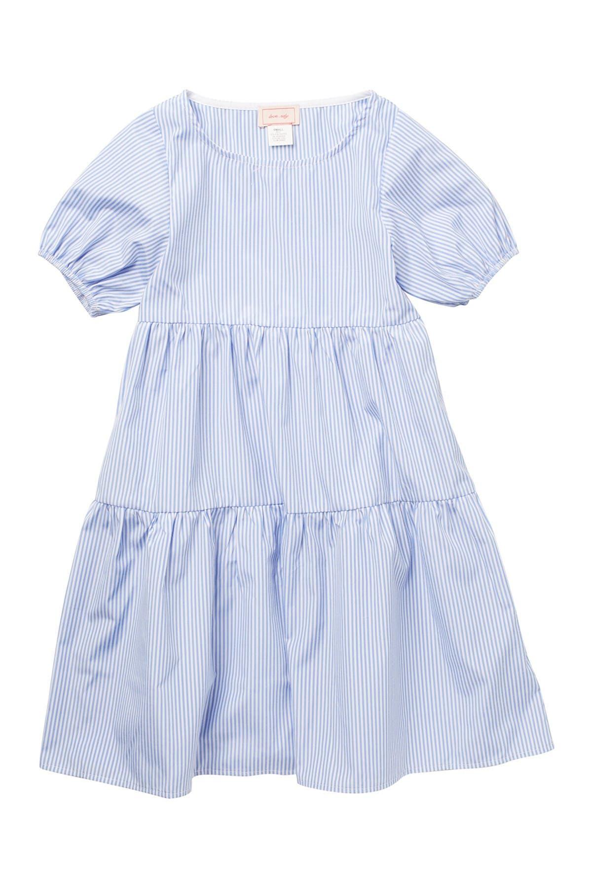 Image of Love...Ady Poplin Baby Doll Dress