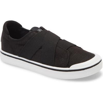 Keen Elisa Iv Slip-On Sneaker- Black