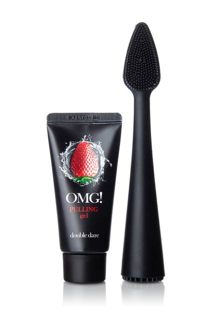 Image of OMG DOUBLE DARE OMG! 2-Piece Pulling Gel Set