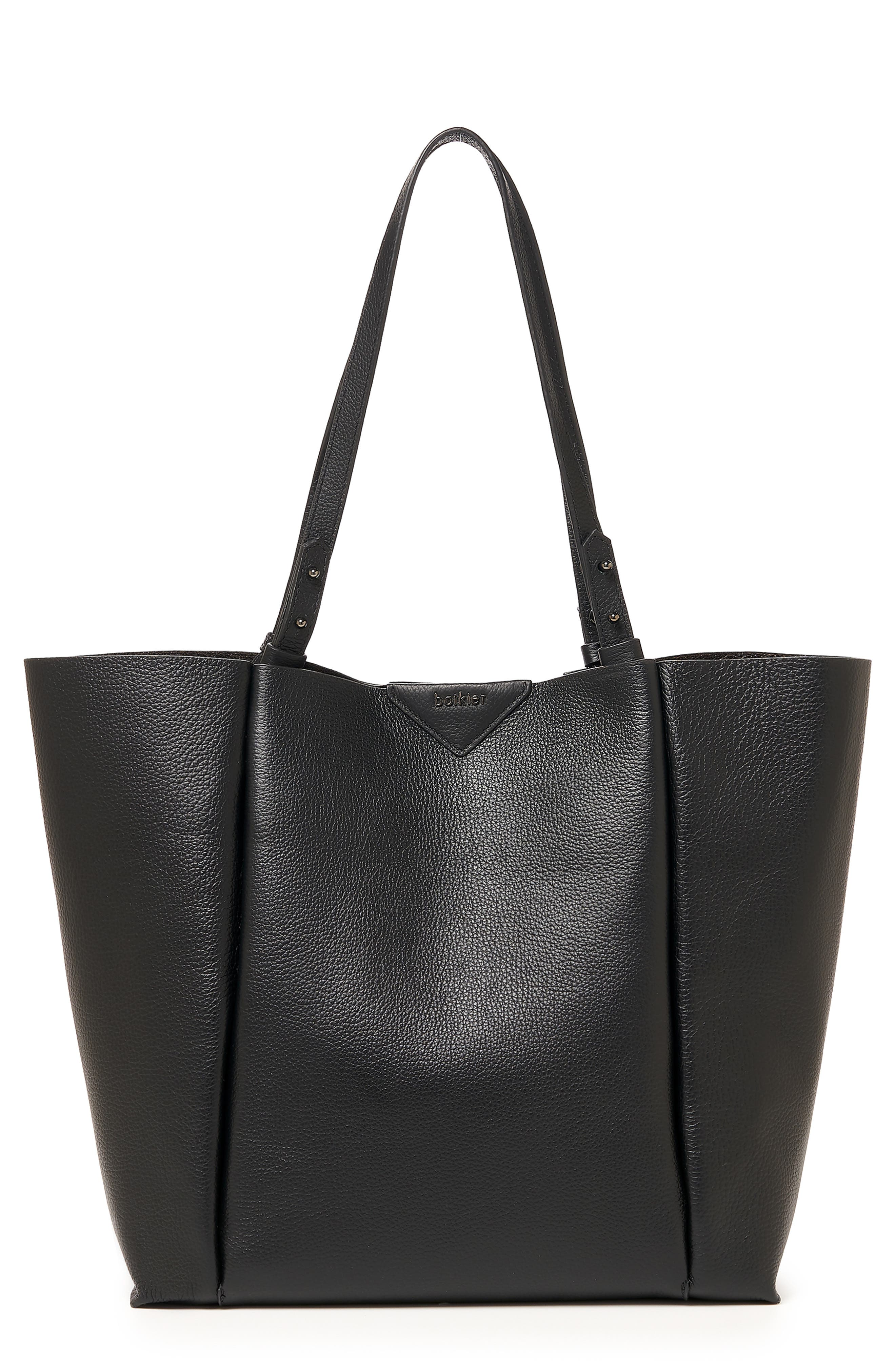 Allen Pebbled Leather Tote