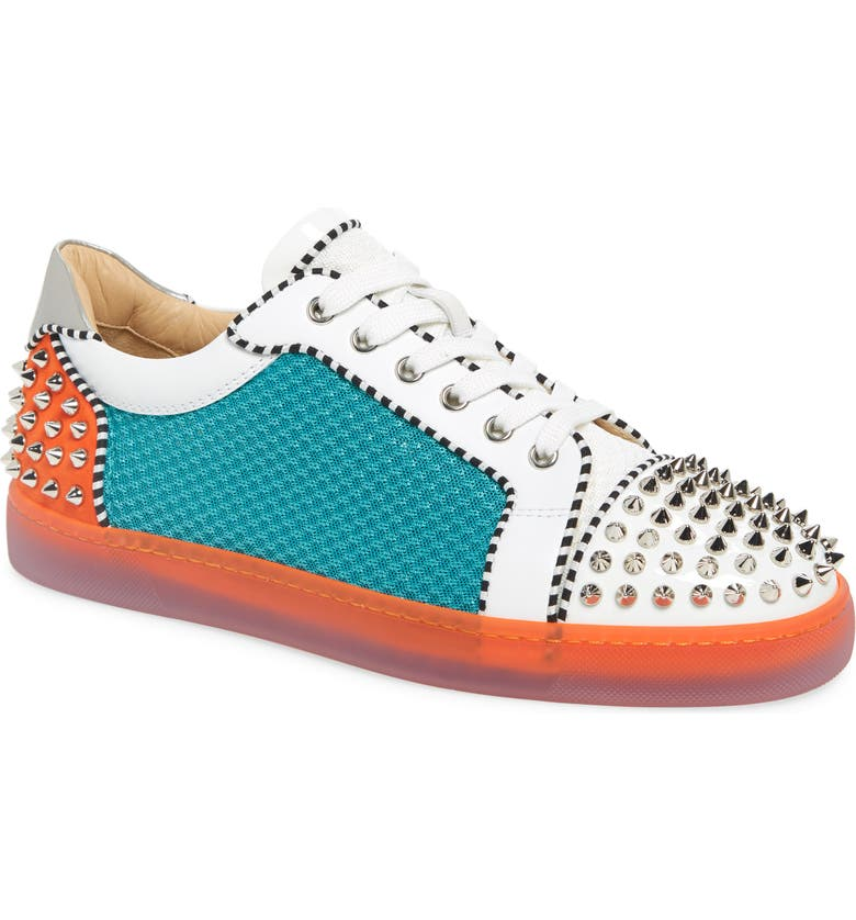 CHRISTIAN LOUBOUTIN Seavaste 2 Low Top Sneaker, Main, color, VERSION MULTI