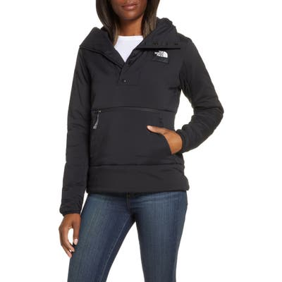 The North Face Fallback Pullover Hoodie, Black