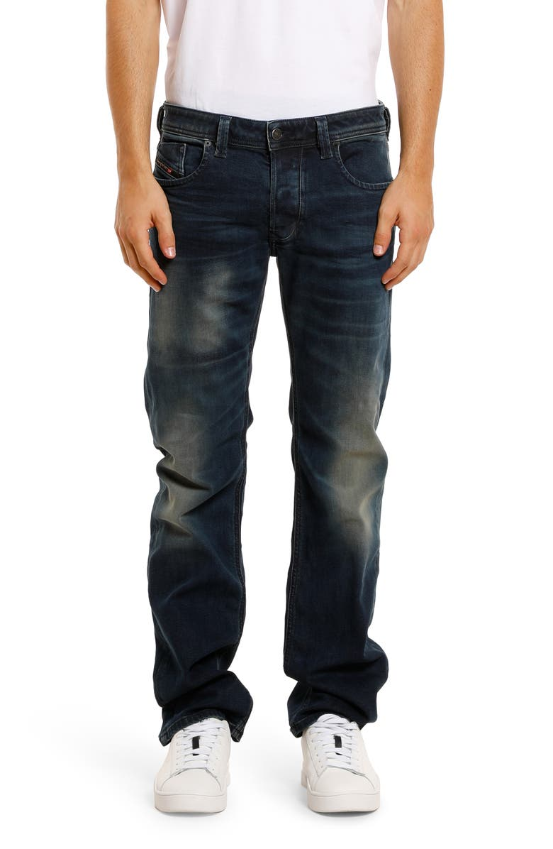 DIESEL<SUP>®</SUP> Larkee Relaxed Fit Jeans, Main, color, 084AU