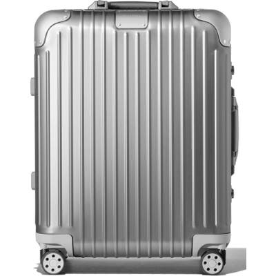 Rimowa Original Cabin Plus 22-Inch Packing Case - Metallic