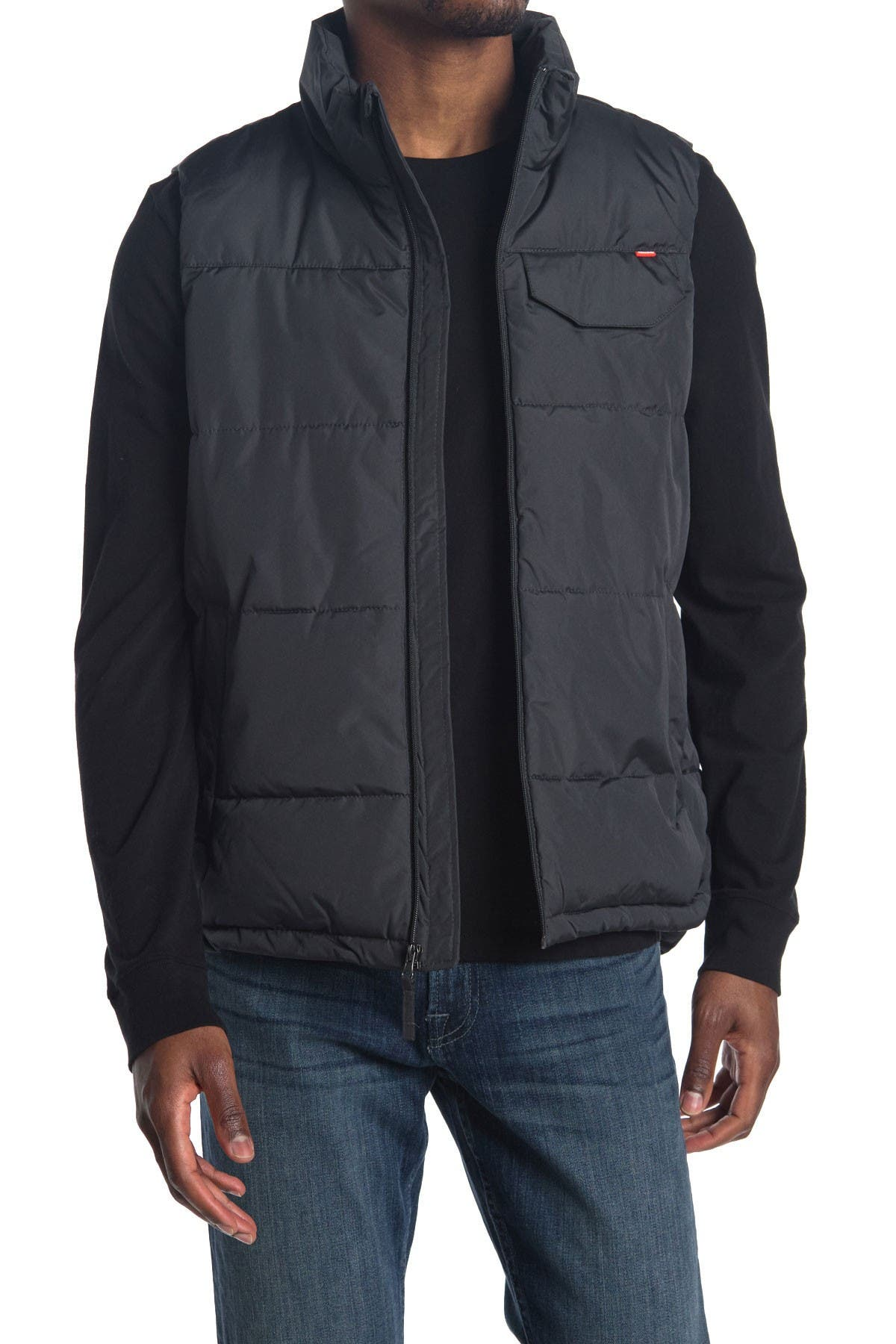 Image of Hawke & Co. Puffer Zip Vest