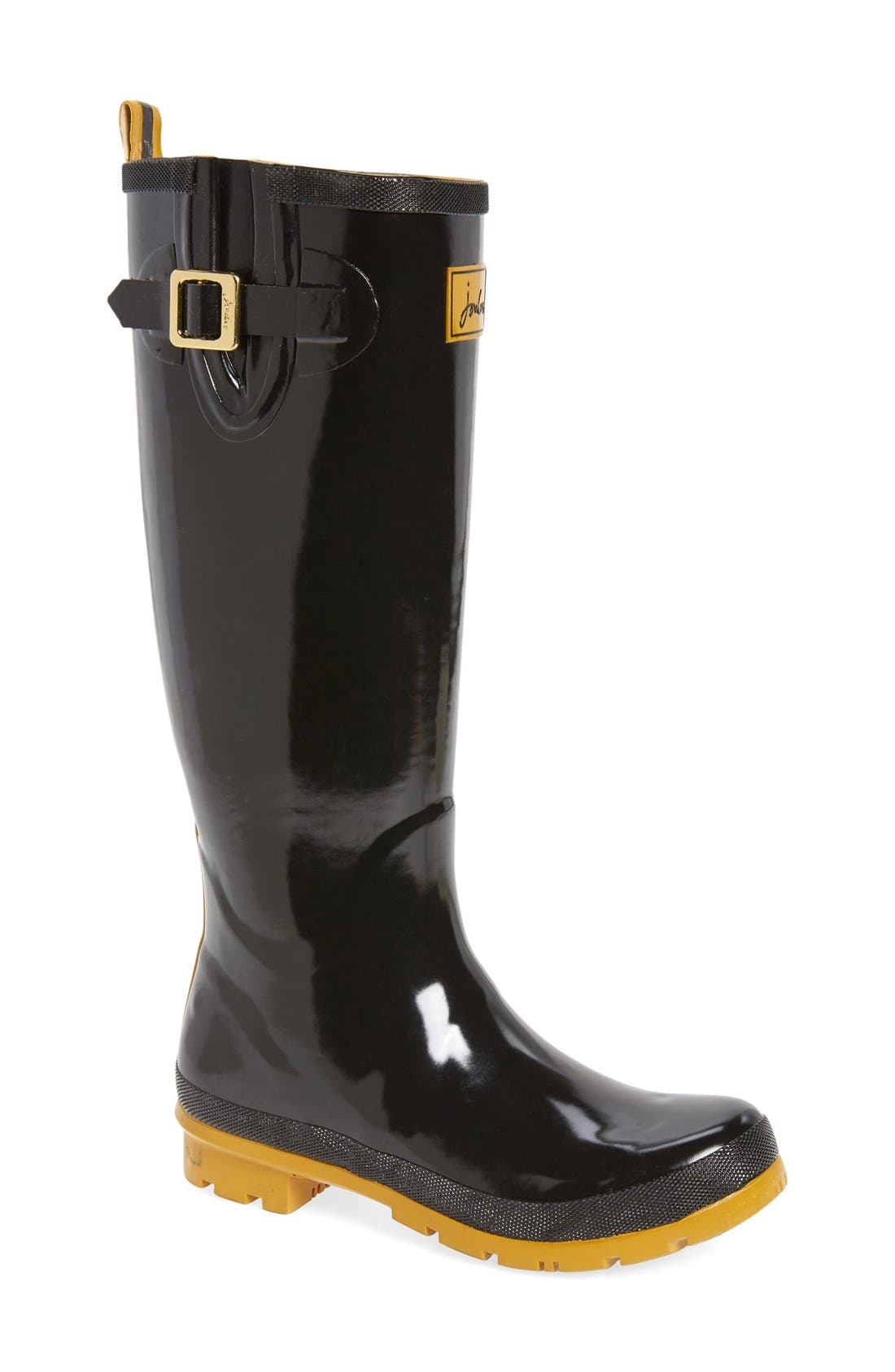 ,                             'Field Welly' Rain Boot,                             Main thumbnail 4, color,                             002