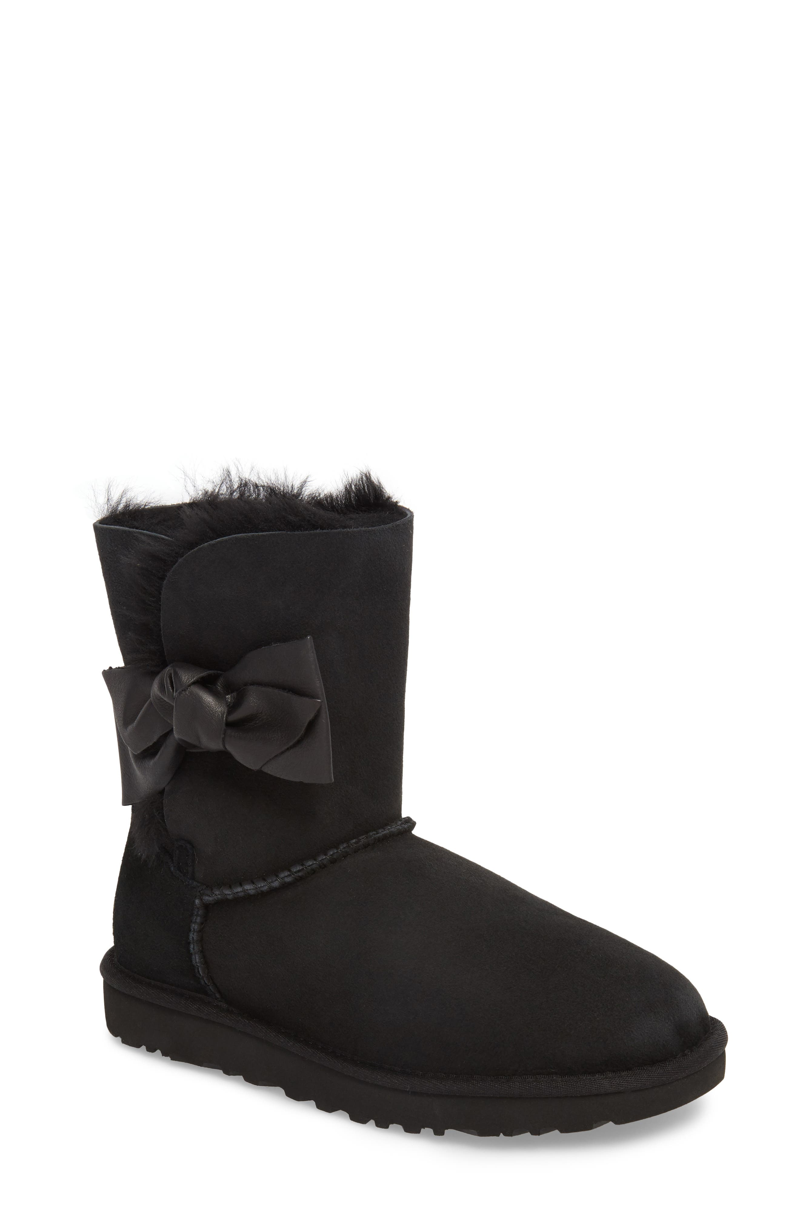 Image of UGG Daelynn Genuine Shearling Lined Boot