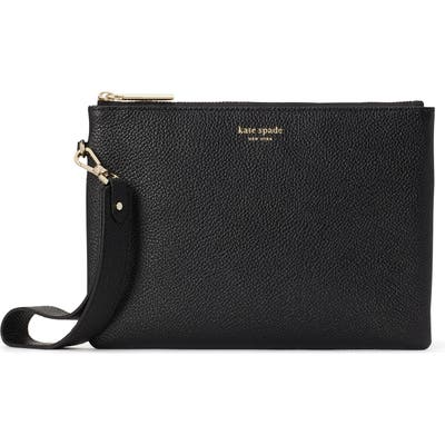 Kate Spade New York Small Margaux Leather Wristlet -