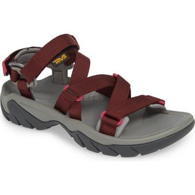 Teva Terra Fi 5 Sport Sandal, Purple
