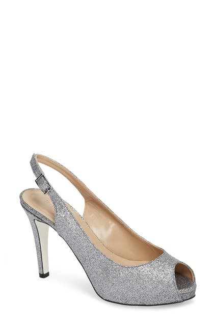 Image of RON WHITE Brooks Slingback Pump