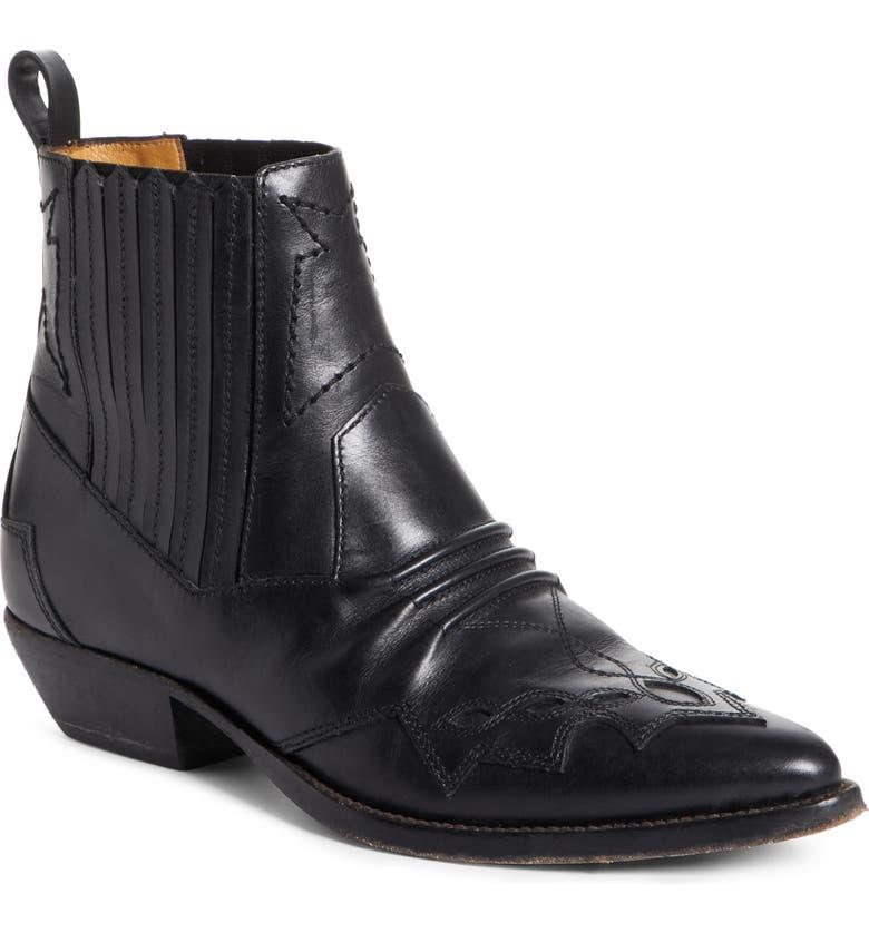 ROSEANNA Tucson Boot, Main, color, NOIR