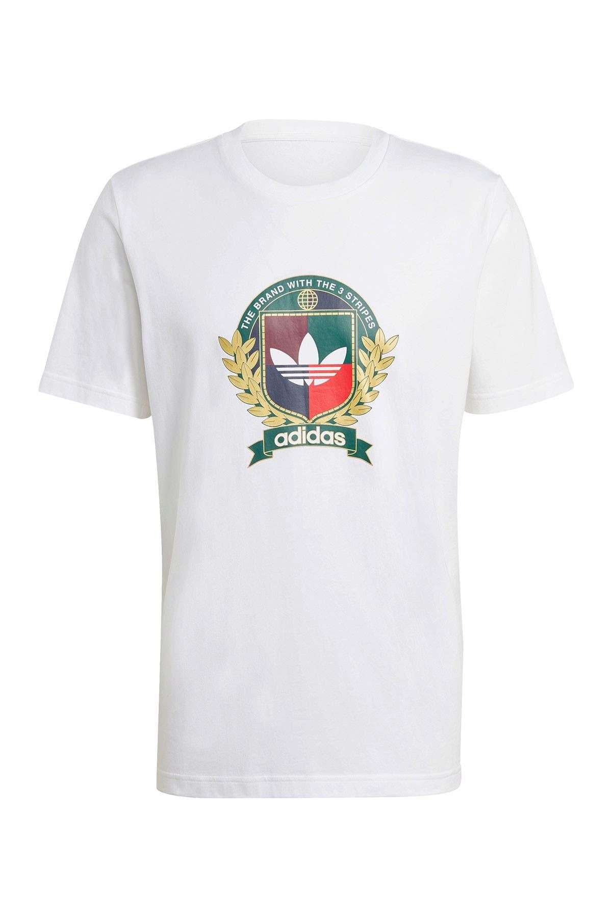 Image of adidas Crest T-Shirt