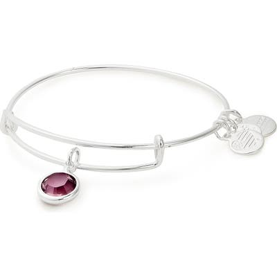 Alex And Ani Color Code Adjustable Wire Bangle
