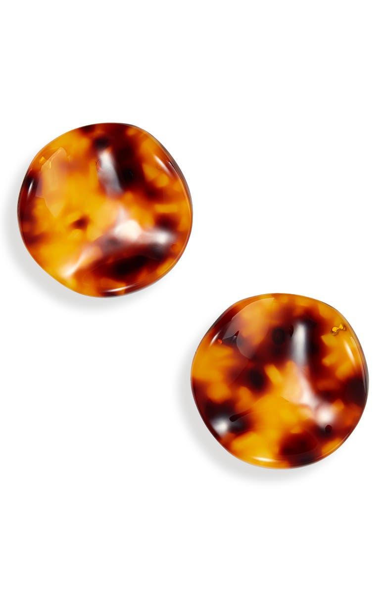 RACHEL COMEY Disc Earrings, Main, color, 200