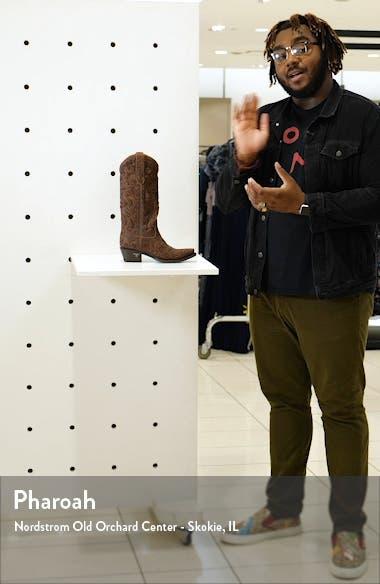 Robin Western Boot, sales video thumbnail