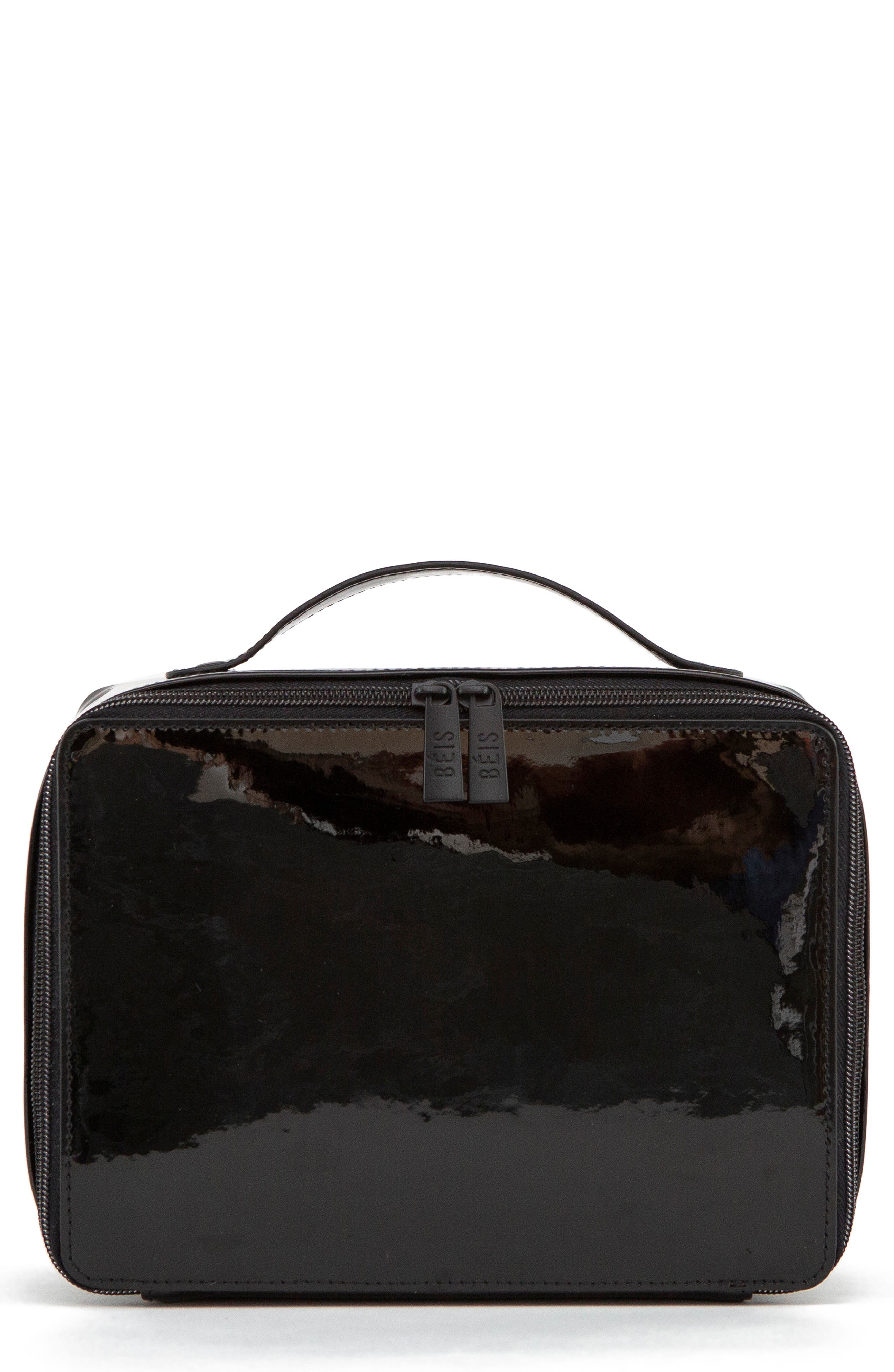 Travel Cosmetics Case, Main, color, 001