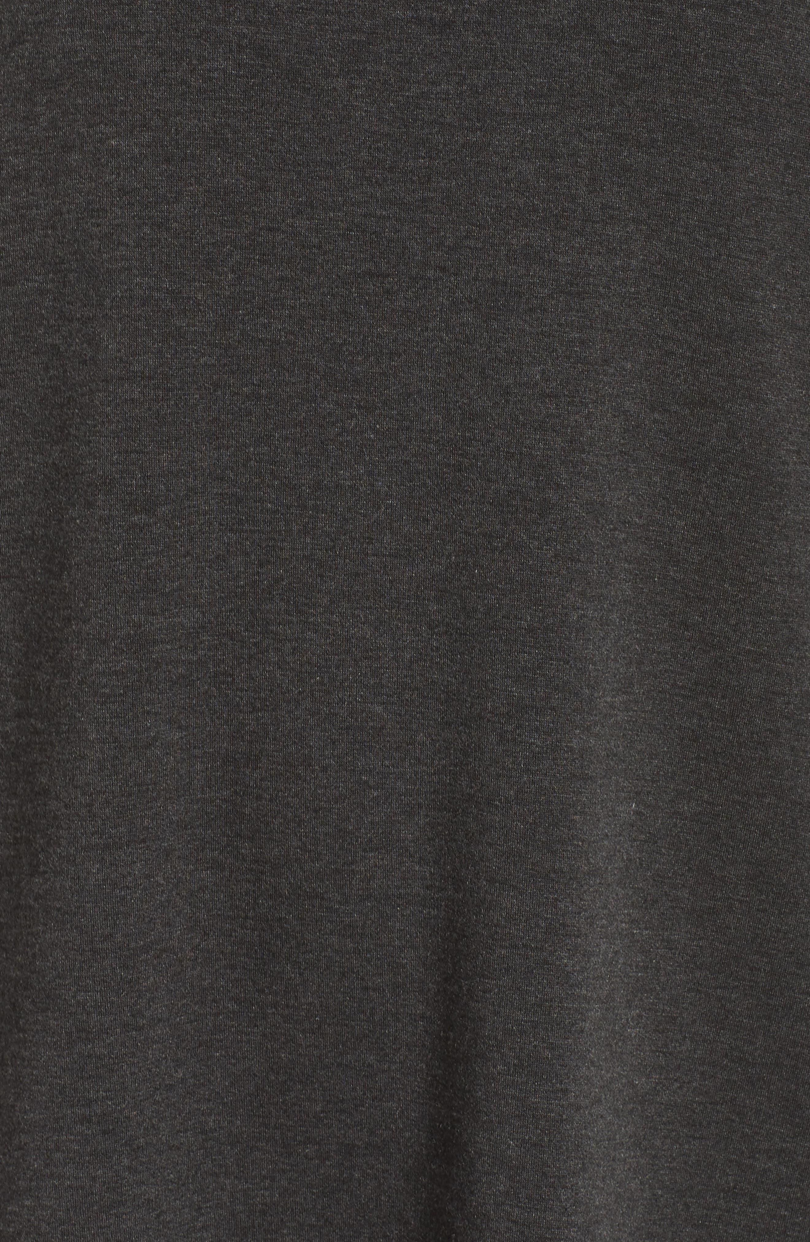 ,                             Cowl Neck Dress,                             Alternate thumbnail 6, color,                             020