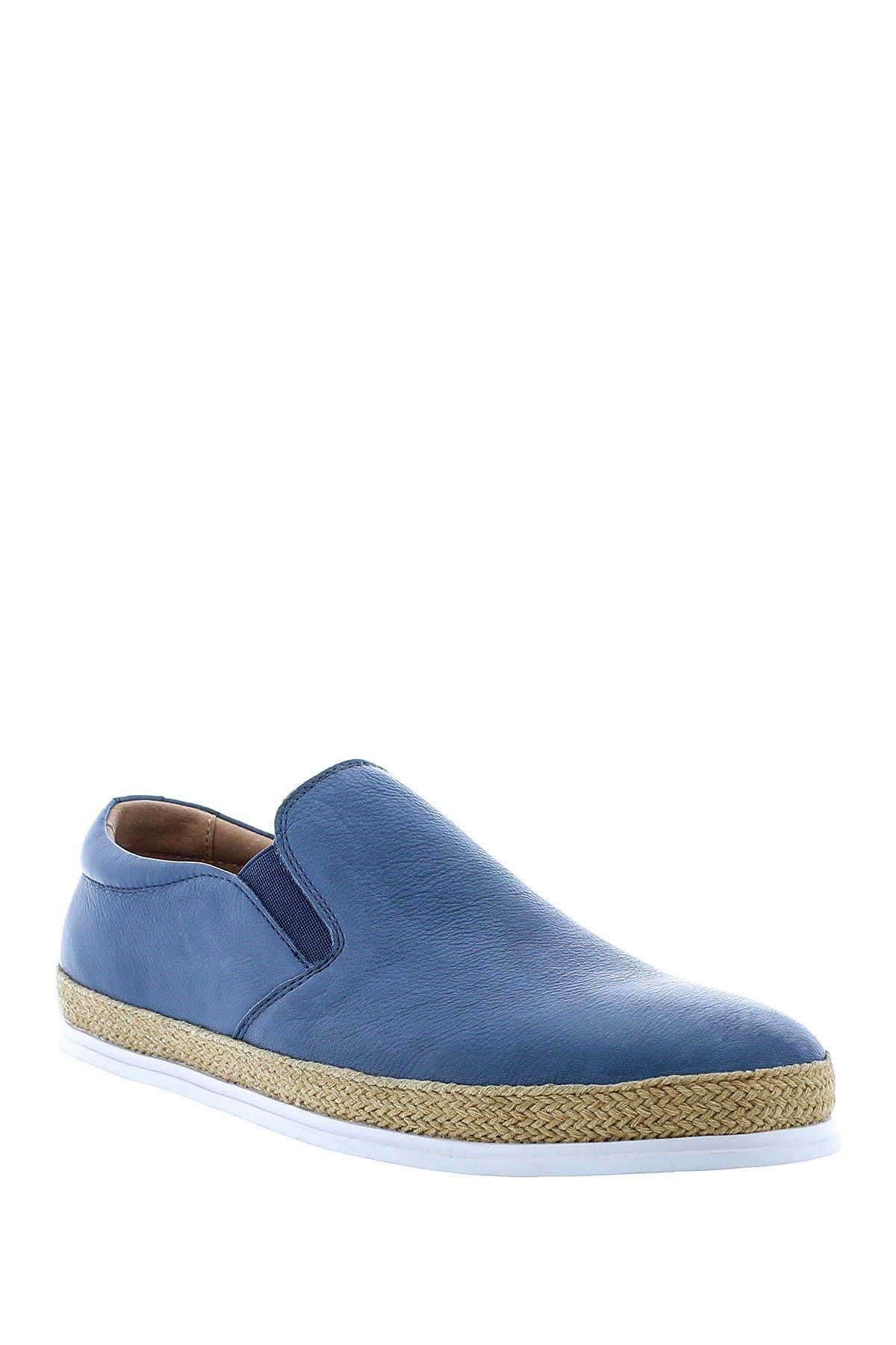 Zanzara Brielle Leather Slip-On Shoe