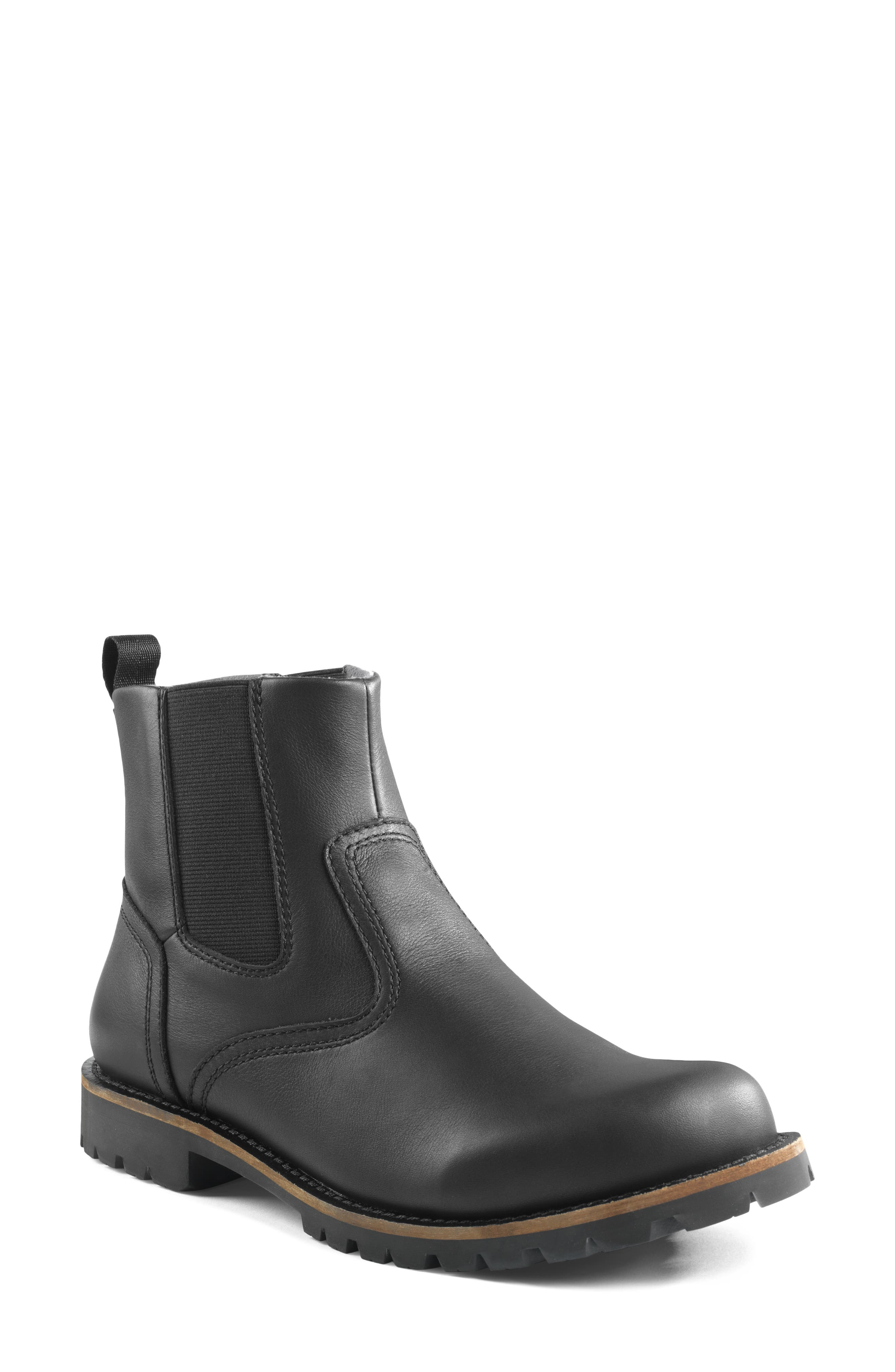 Bruce Waterproof Chelsea Boot