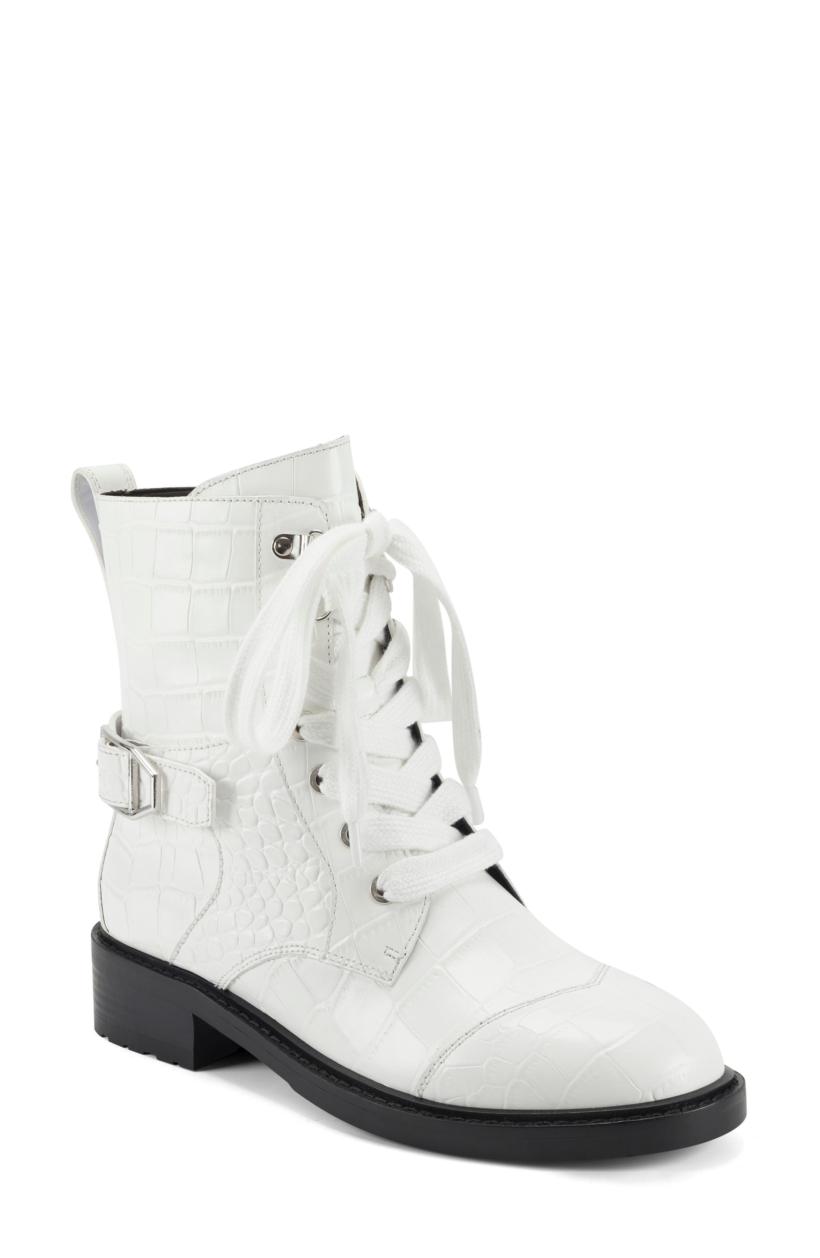 Amie Combat Boot