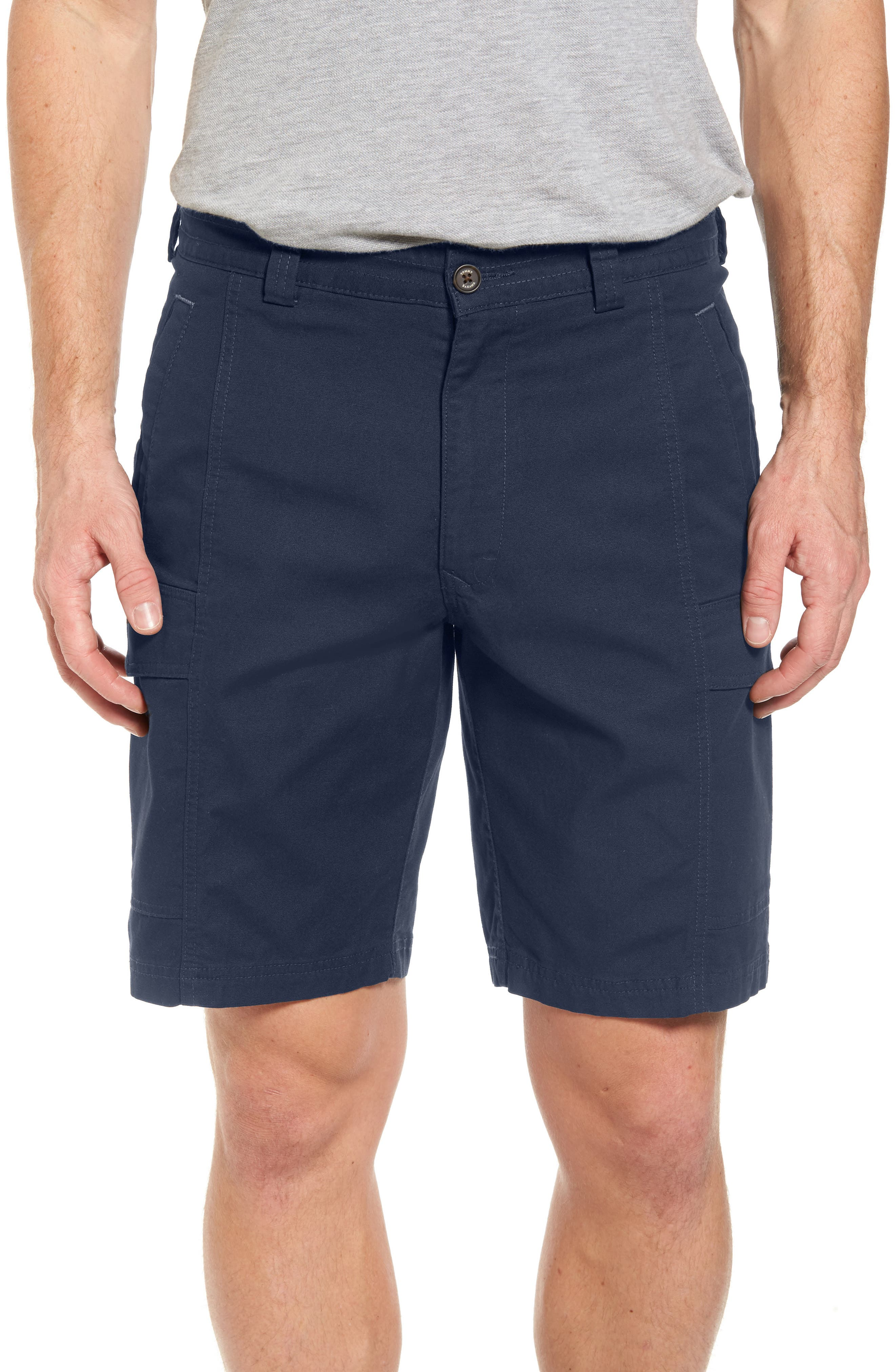 Tommy Bahama Key Isles Cargo Shorts, Blue