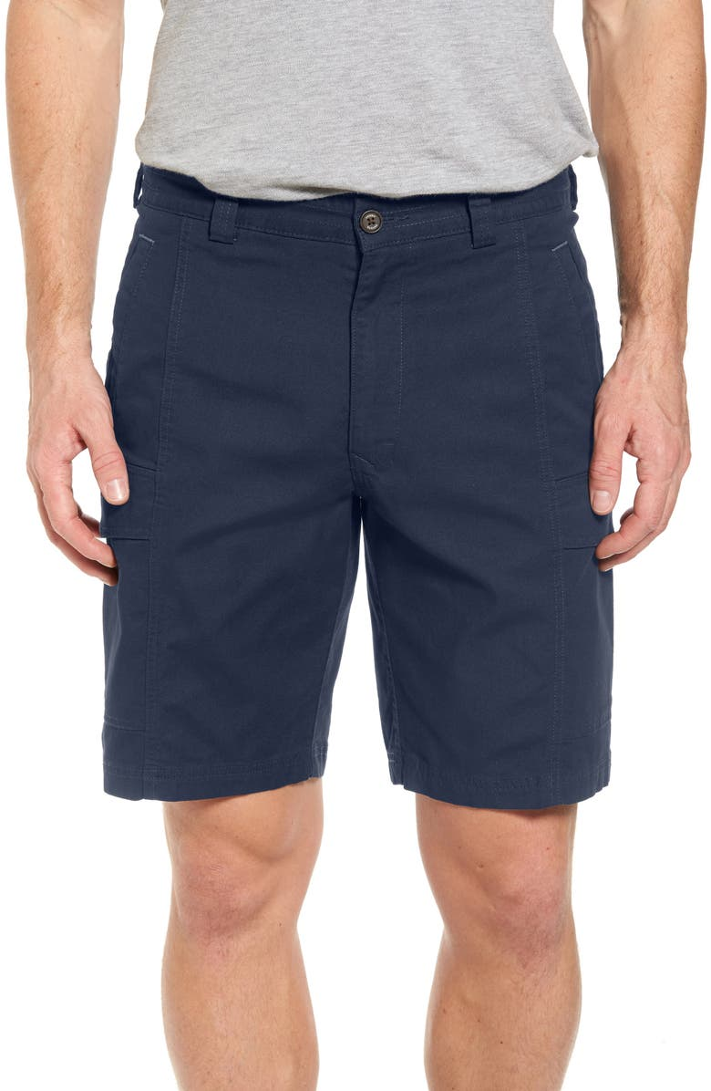 TOMMY BAHAMA Key Isles Cargo Shorts, Main, color, OCEAN DEEP