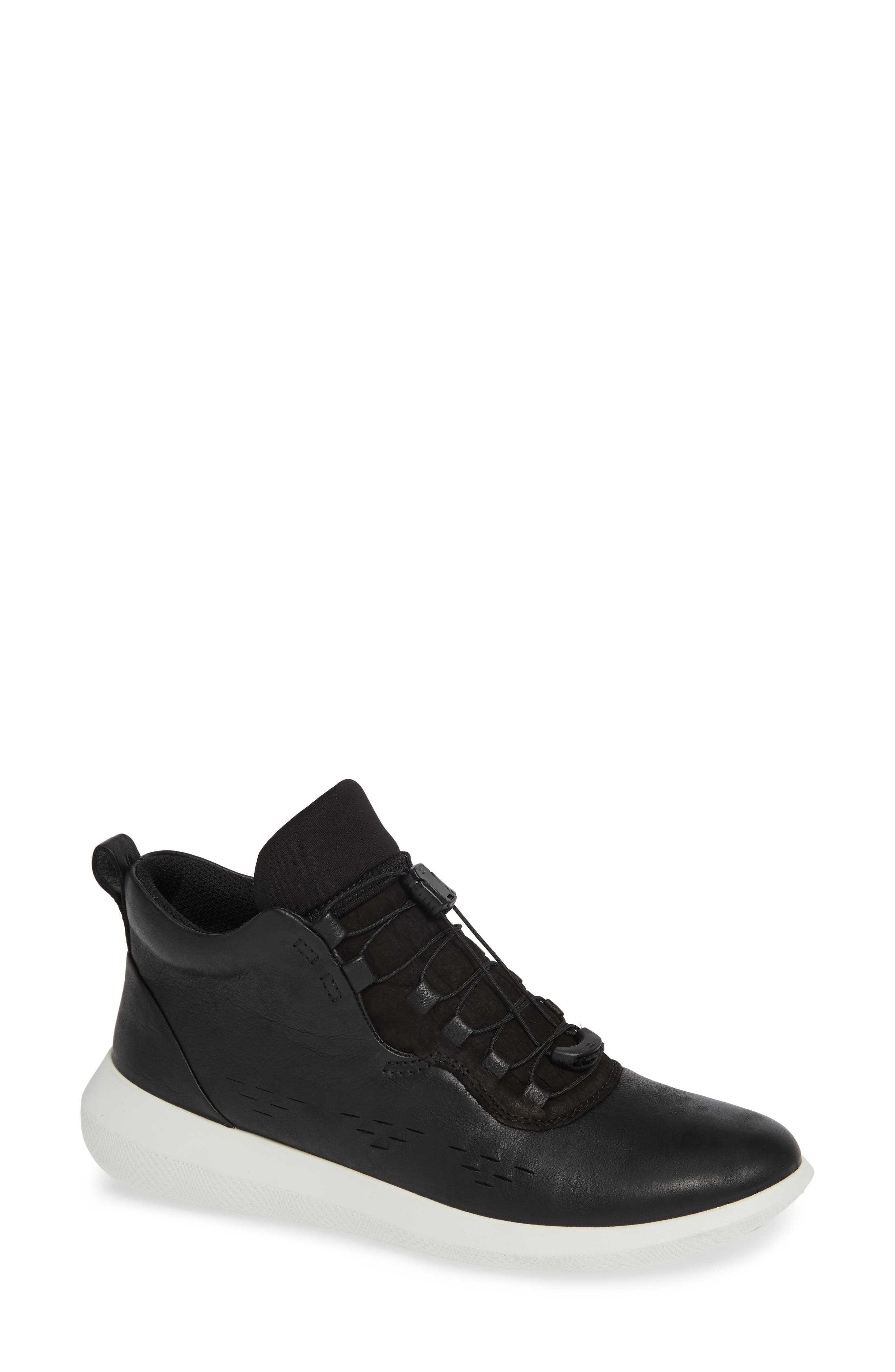 Ecco Scinapse High Top Sneaker