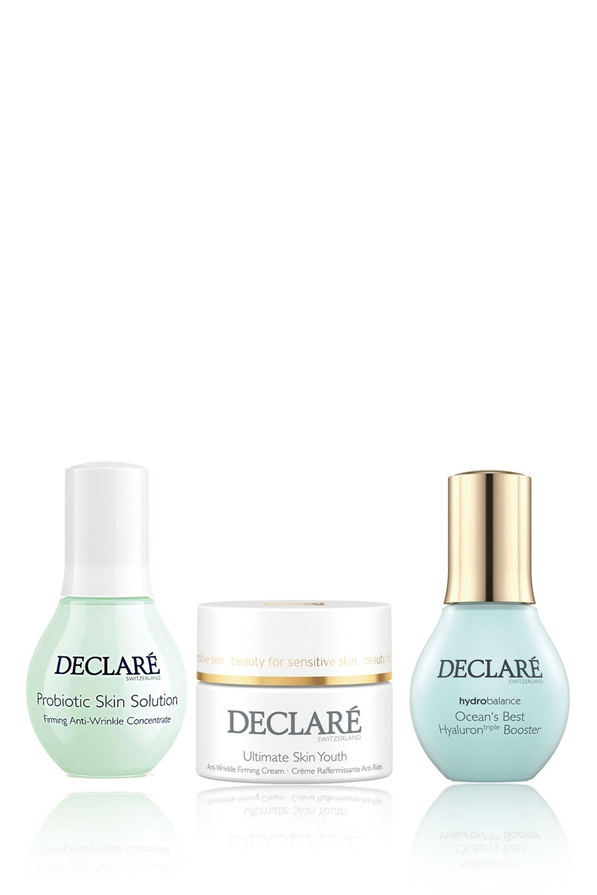 Image of DECLARE Anti-Wrinkle 3-Piece Skincare Set