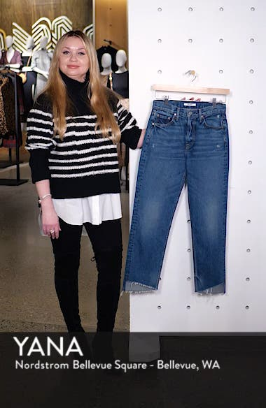 Helena Straight Leg Jeans, sales video thumbnail