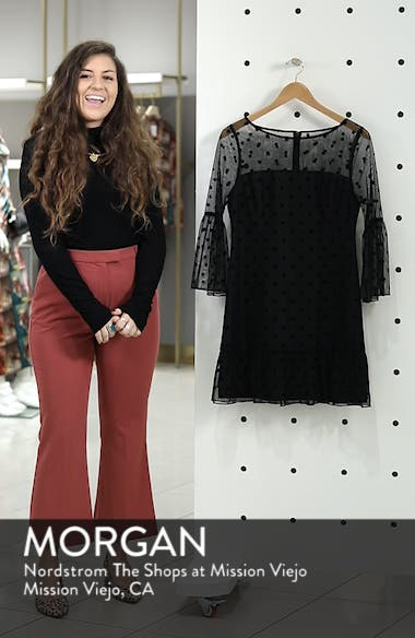Swiss Dot Dress, sales video thumbnail