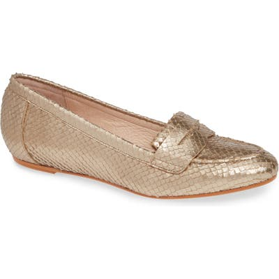 Patricia Green Katrina Loafer, Metallic