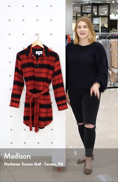 Wild & Woolly Plaid Coat, sales video thumbnail